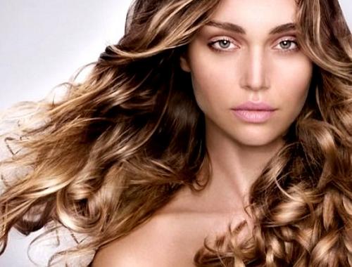 Использование домашних масок для волос