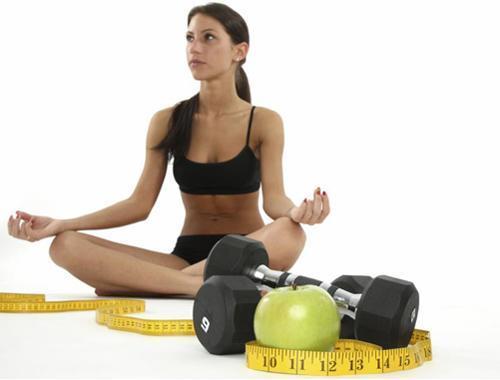 Основные правила при сбросе веса