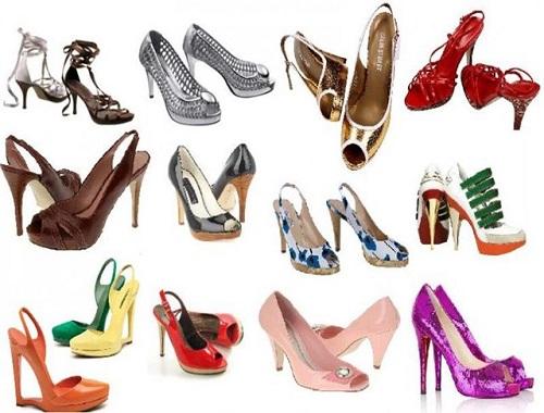 Как подобрать женскую обувь?