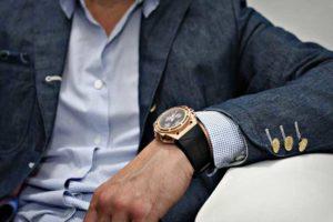 Часы для мужчины: оригинальный подарок, подчёркивающий статус