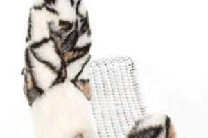 Домашние женские тапочки-сапожки