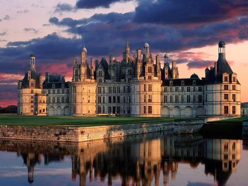 Castle-of-Chambord