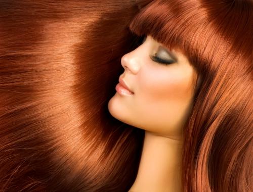 Ламинирование волос для прически