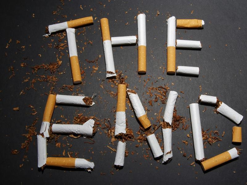 Заставляем мужа бросить курить